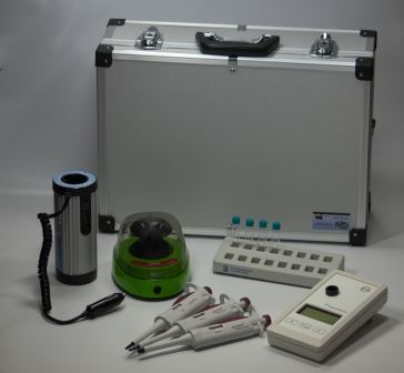 Vet-Photometer Ca, Mg, Lac, Nefa