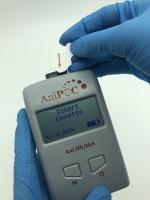 AniPOC Hb/Hct Meßgerät
