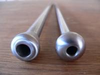 Stahlsonde für Kälberdrencher, rostfreier Edelstahl