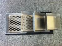 TMR Shaker Box SHAKY 4.0 stainless steel